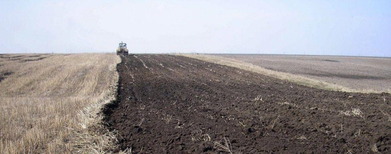 В уряді назвали вартість землі у разі скасування мораторію на її продаж