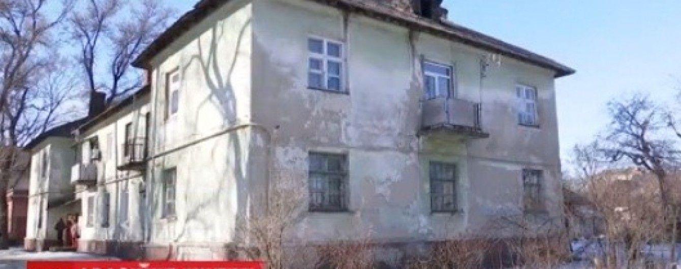 У Кам'янському будинки із 70 родинами будь-якої миті можуть впасти
