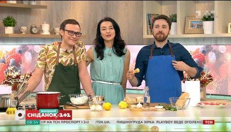 Готуємо яйця пашот по-турецьки разом із Едуардом Насировим