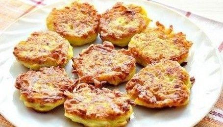 Рецепт картофельных канапе с курицей