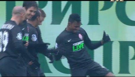 Зоря - Динамо - 1:0. Відео голу Боннавентури