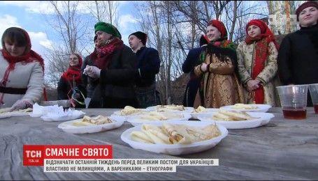 Традицию выпекания блинов в Украину принесла советская власть