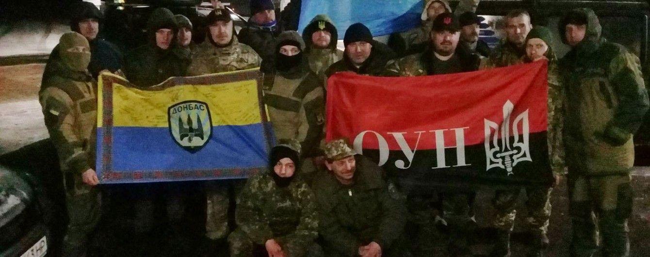 Учасники блокади перекрили ще одну дорогу проти торгівлі з окупованим Донбасом