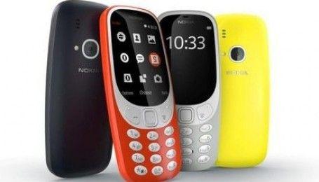 Повернення легенди: представлена нова Nokia 3310