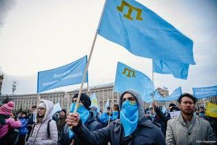 Три года в оккупации. В Киеве, Париже и Москве звучали призывы к Путину вернуть Украине Крым