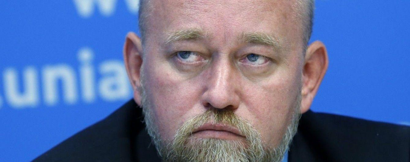 Підозрюваний у підготовці теракту Рубан повернувся до України - ЗМІ