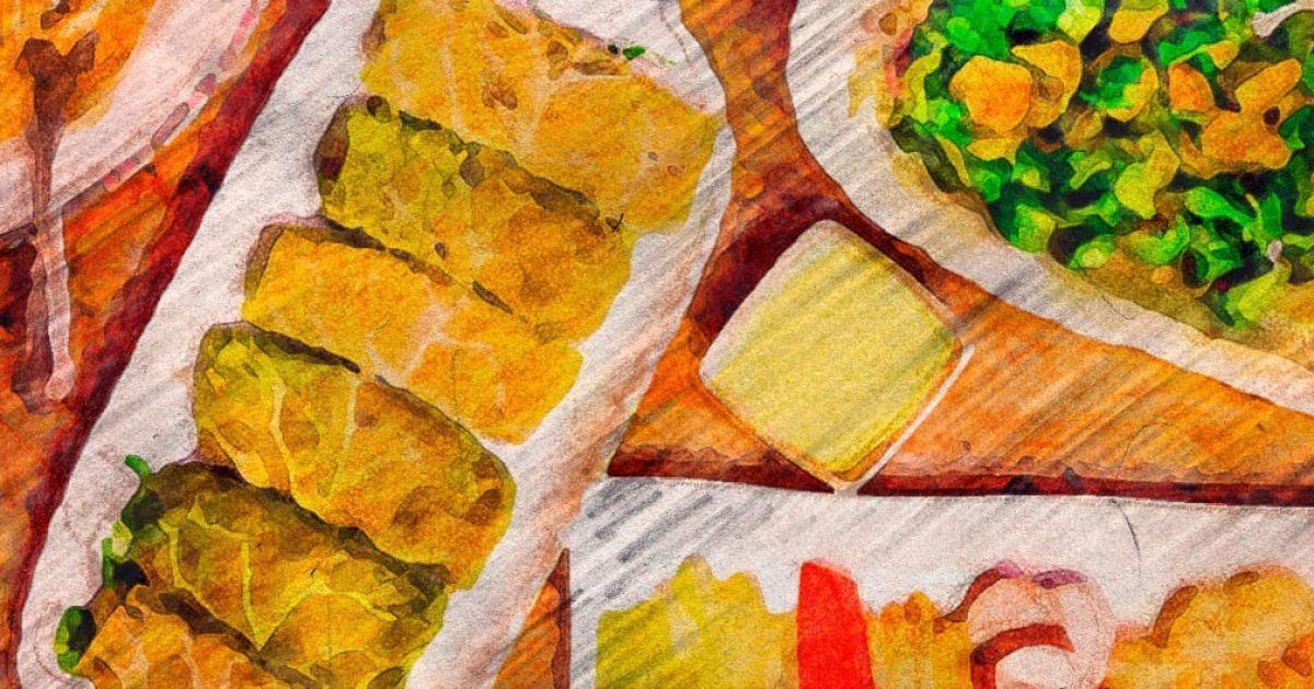 Що можна і чого не можна їсти у Великий піст