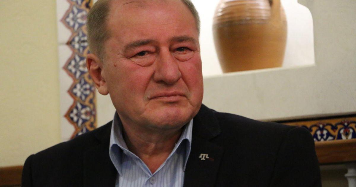 Германия призывает РФ освободить осужденных в оккупированном Крыму Умерова и Семену
