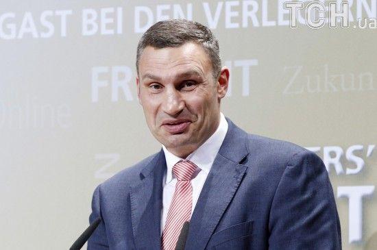 Кличко розповів про плани балотуватись на виборах міського голови Києва та натякнув на амбіції вищих посад