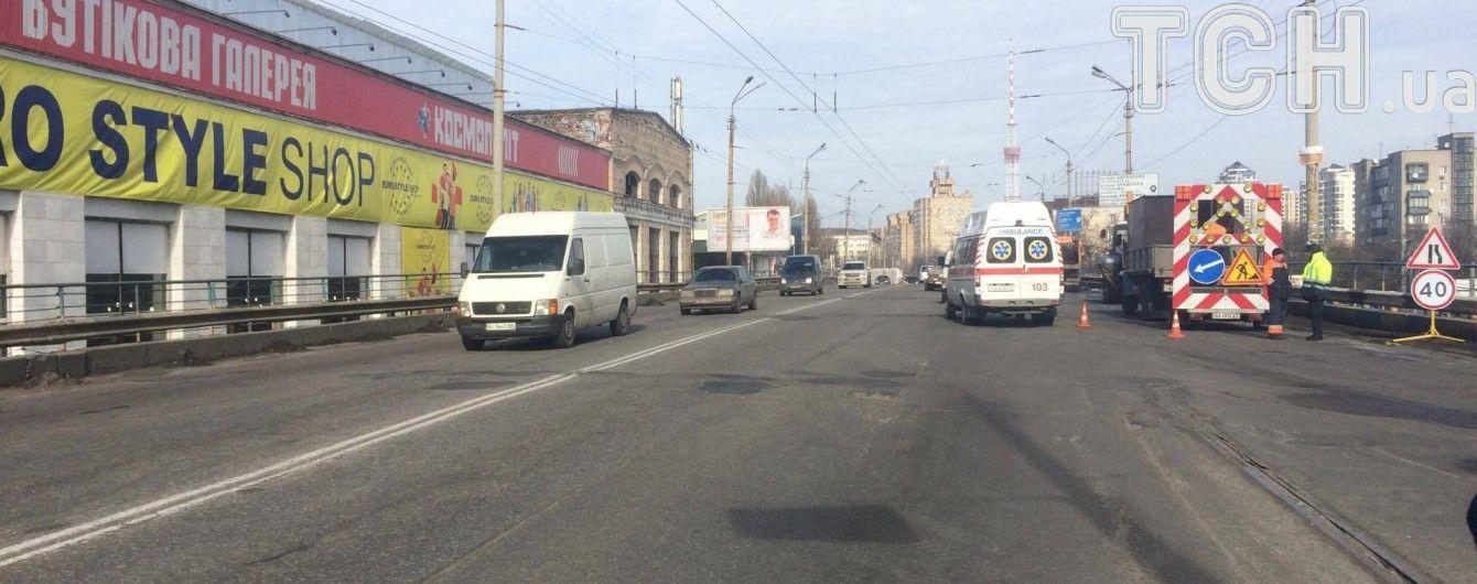 Стали известно, кто займется реконструкцией Шулявского путепровода