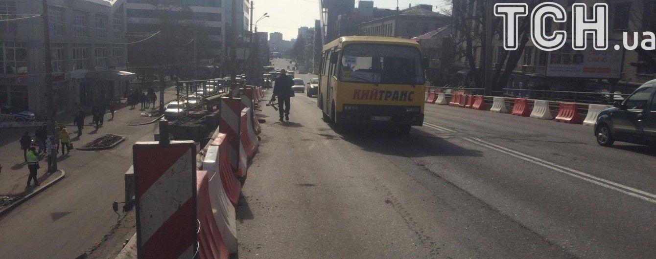 Шулявський шляхопровід закривають на реконструкцію. Мапа об'їзду