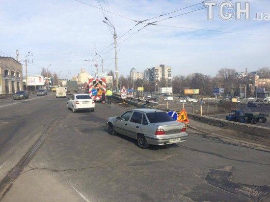 У Києві частково перекриють Шулявський шляхопровід через початок масштабного ремонту