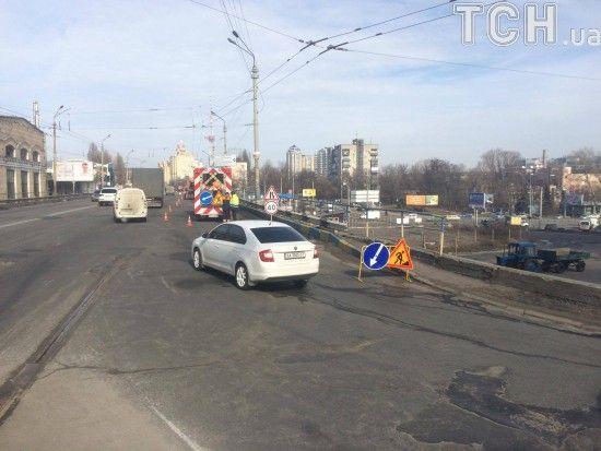 В очікуванні колапсу. У Києві стартує масштабний ремонт шляхопроводу на Шулявці