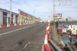 Шулявский мост начнут демонтировать в январе
