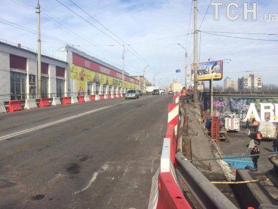 Шулявський міст почнуть демонтувати у січні