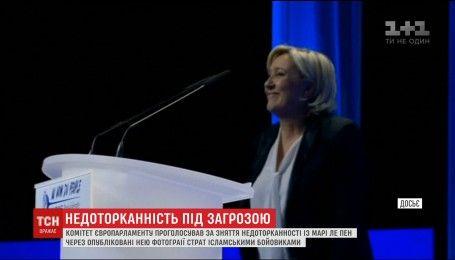 Кандидатка у президенти Франції Ле Пен може опинитися без депутатської недоторканності