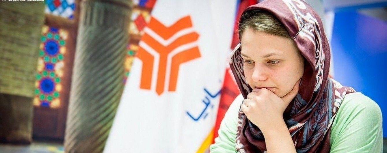 Рахунок рівний. Українка Музичук перемогла у третій партії фіналу ЧС із шахів