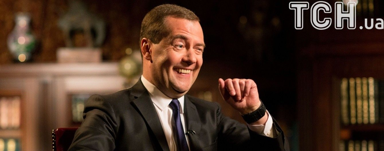 Зеленский хочет договариваться с РФ: Медведев рассказал об отношении к президенту Украины