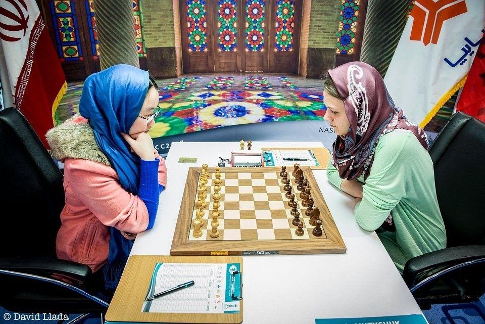 Ганна Музичук фінал чс з шахів