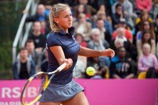 Українська тенісистка вийшла у півфінал турніру в Мексиці, суперницю вжалила бджола