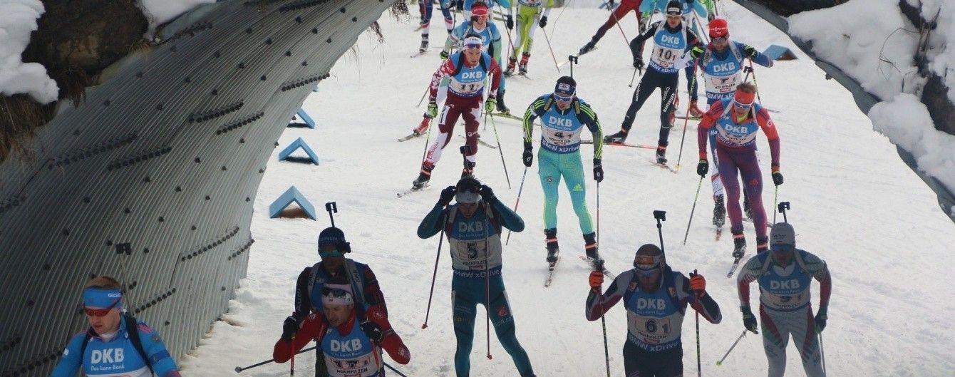 Біатлон. Неймовірні норвежці тріумфували в естафеті на Кубку світу, українці врятувалися від ганьби