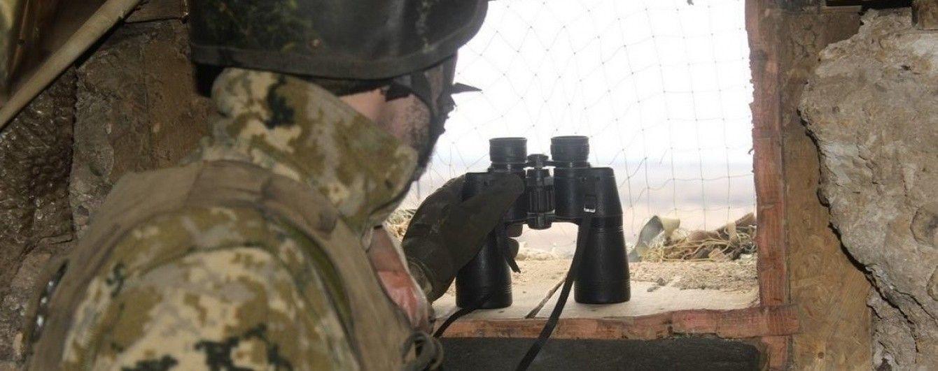 Ситуация на Донбассе: десяток обстрелов, обошлось без потерь среди украинских бойцов