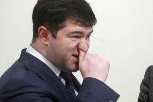 """САП хочет арестовать """"неожиданные"""" 300 тысяч долларов на счетах Насирова"""