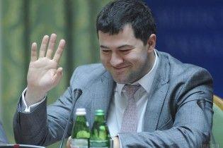 Насіров дав перший коментар після поновлення на посаді очільника ДФС. Кабмін готує апеляцію