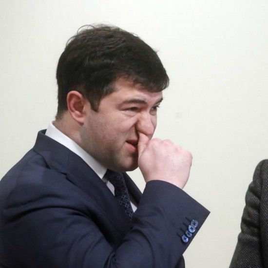 Суд відмовив Насірову у призупиненні конкурсу на посади керівників податкової і митної служб