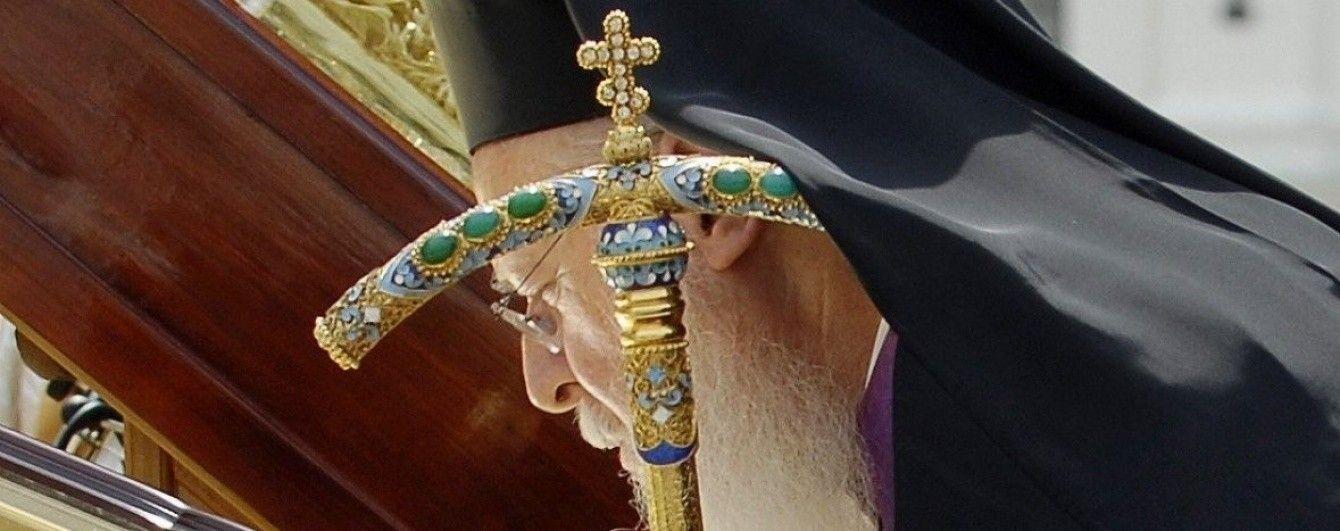 Вселенский патриарх впервые отреагировал на обвинения от РПЦ