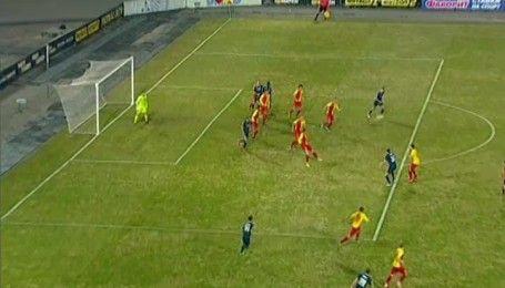 Сталь - Зірка - 3:0. Відео матчу