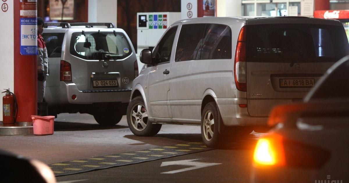 Сколько стоит заправить авто на АЗС утром 1 февраля
