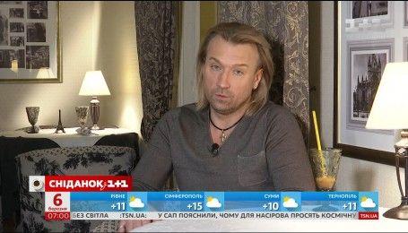 Олег Винник дасть додатковий концерт у Києві