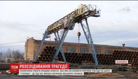 """Спасатели и правительственная комиссия до сих пор не могут спуститься в шахту """"Степная"""""""