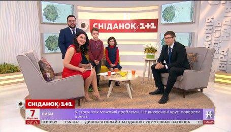Медіаексперт навчив дітей Марічки Падалко відрізняти брехливі новини