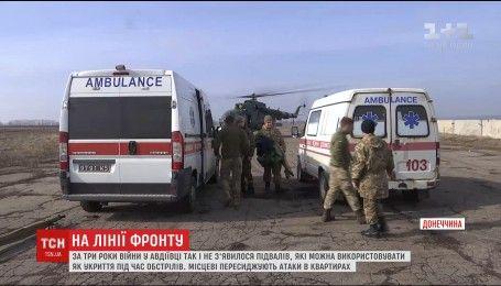 Враг с артиллерии и танков палит по украинским военным