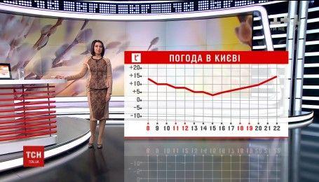 Найближчими днями в Україну прийде похолодання