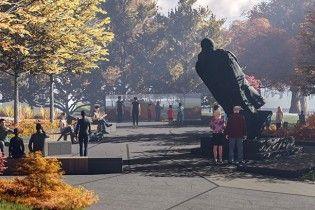 """У Канаді може з'явитися пам'ятник """"ленінопаду"""""""