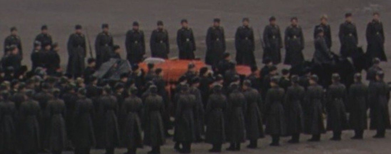У Мережі з'явилося унікальне відео з похорону Сталіна, яке ніколи не публікувалося раніше