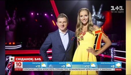 Катя Осадча та Юрій Горбунов розсекретили ім'я свого малюка