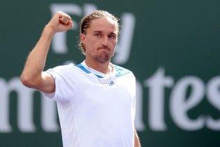 Долгополов поднялся в рейтинге АТР после проигрыша теннисисту из второй сотни