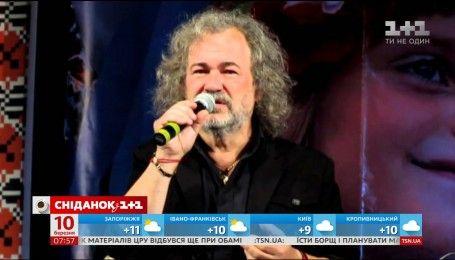 Народный артист Украины Тарас Петриненко празднует 64-летие