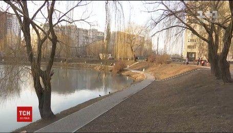 Экологи назвали причины массовой гибели рыбы в киевском озере