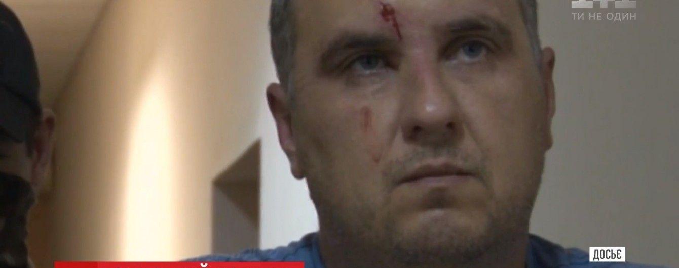 """Мать """"крымского диверсанта"""" Панова впервые за 8 месяцев увидела сына"""