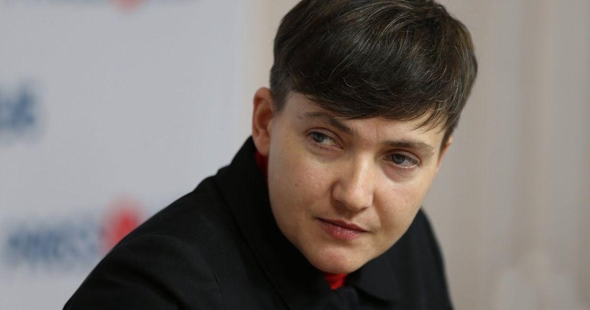 """""""Во многих мужчинах ничего, кроме животного, не вижу"""": Савченко объяснила, почему она одинока"""