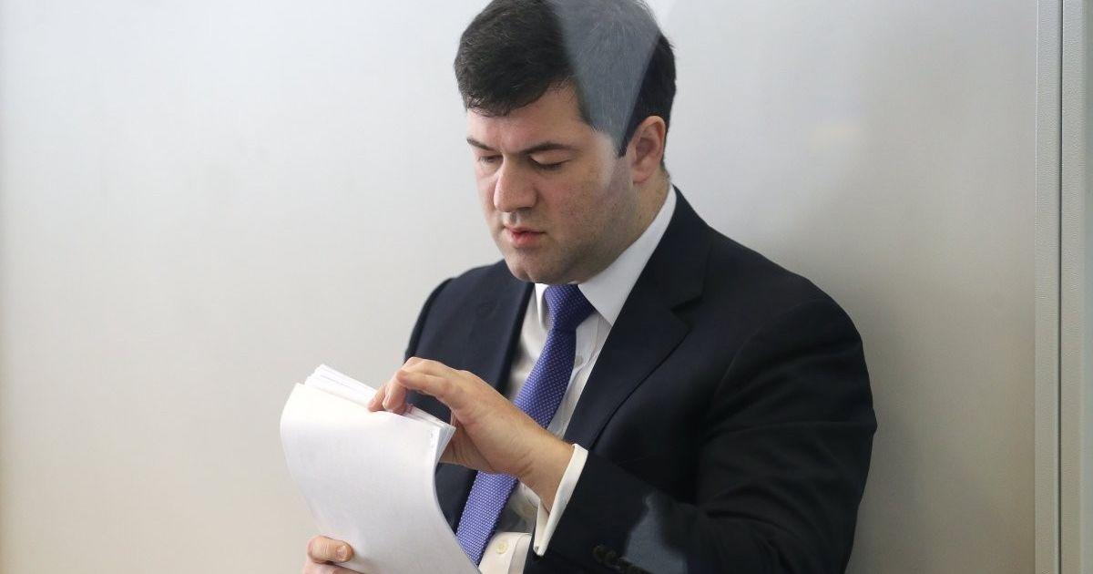 Шевченковский суд разрешил Насирову выезжать из Киева и области