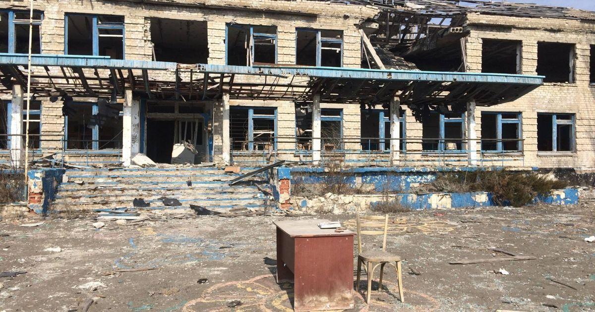 Сутки на Донбассе: потерь среди украинских военных нет