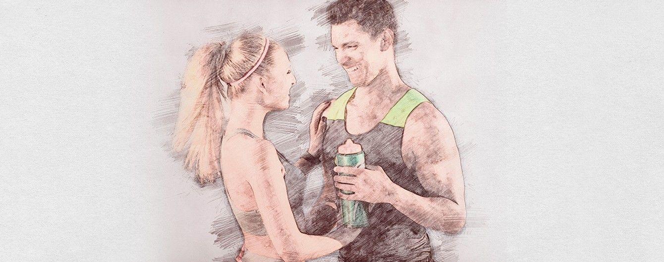 Как правильно пить воду во время занятий спортом