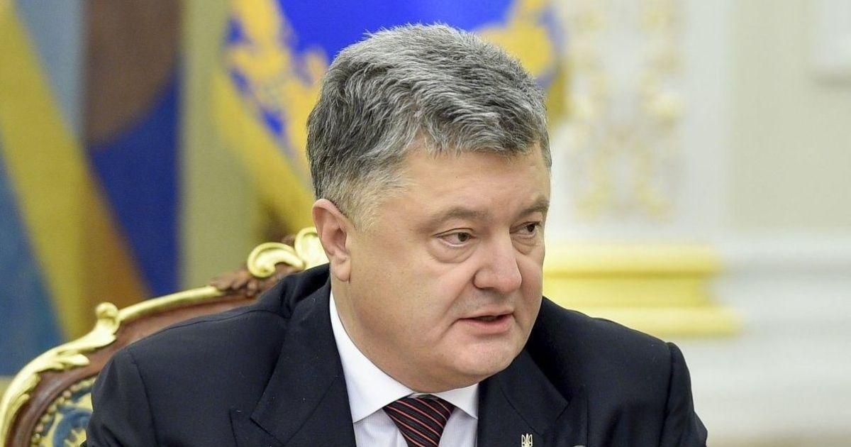 Жодних дострокових виборів в Україні не буде – Порошенко