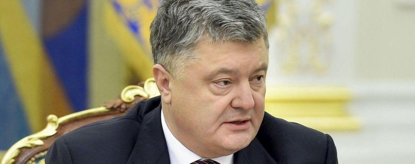 """""""Вироком"""" українському журналісту Сущенку Кремль демонструє панічний страх - Порошенко"""